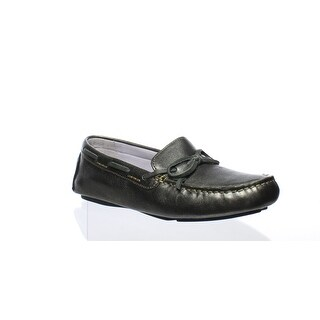 Johnston & Murphy Womens 78-18018-029 Pewter Loafers Size 5