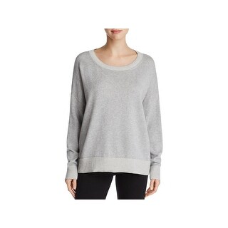 Eileen Fisher Womens Pullover Sweater Organic Cotton Bateau Neck