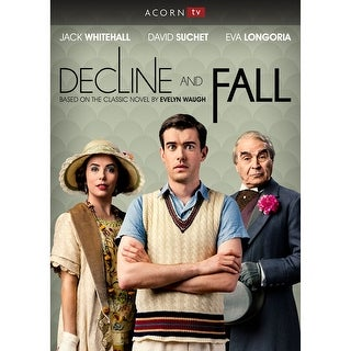 Decline & Fall - 3 Episodes On 1 Dvd