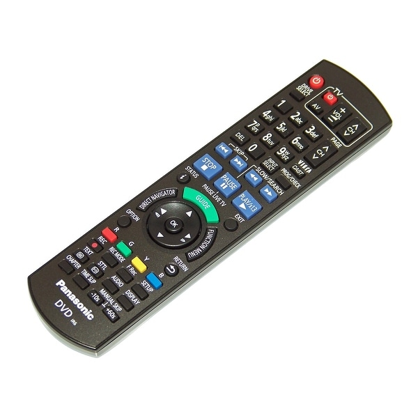 NEW OEM Panasonic Remote Control Originally Shipped With DMR-XW390, DMRXW390