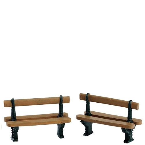 Double Seated Bench