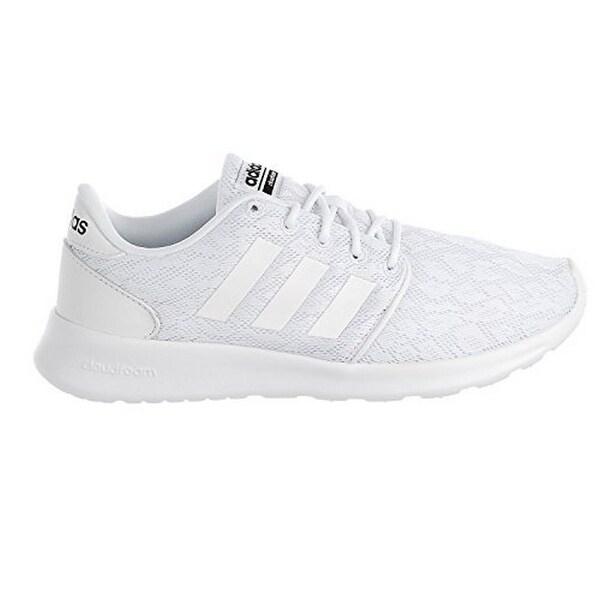 b37468d003ed8d Shop Adidas Womens Cf Qt Racer W