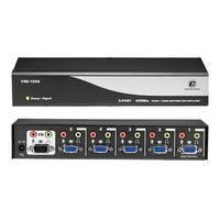 """""""Connectpro VSE-105A Connectpro VSE-105A, 5-port 400MHz Video/Audio Splitter - 1 x Video In, 5 x Video Out, 1 x Audio Line In, 5"""
