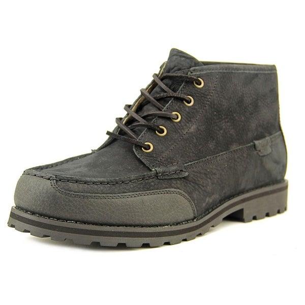 Polo Ralph Lauren Waterton Men Moc Toe Leather Chukka Boot
