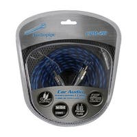 Audiopipe Platinum Plated Interconnect Cable 20ft