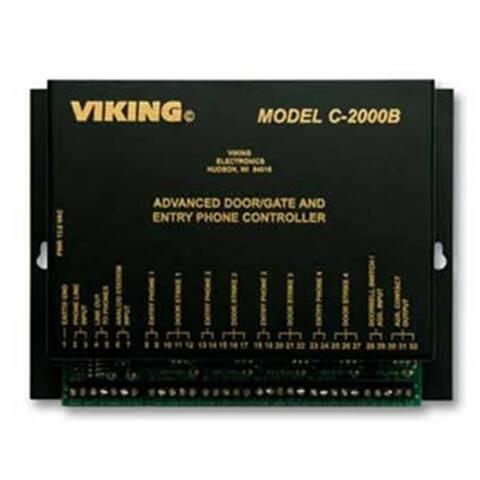 Viking Electronics VK-C-2000B Viking C-2000B Door Entry Controller