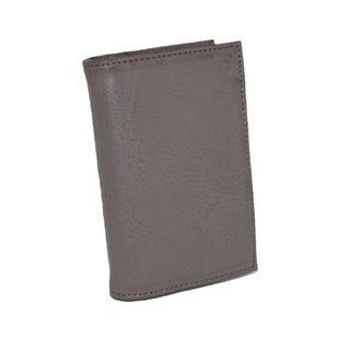 Buxton Men's Leather RFID Bi-Fold Travel Wallet - One size