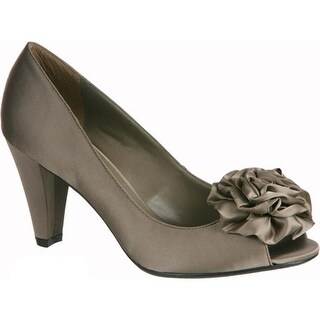 Madeline Women's Vitality(DISC) Dark Taupe Fabric