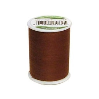 D 24s 50 C C Trusew Thread 100 Poly 150yd Dark Brown