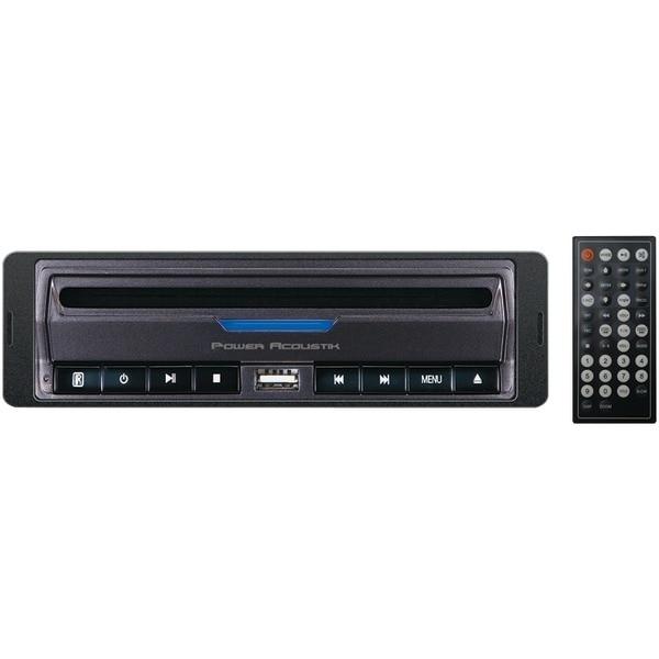 Power Acoustik Padvd-390 Single-Din In-Dash Dvd Receiver