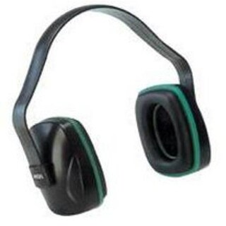 MSA 10004293 Ear Muff, Industrial Grade, Dielectric design
