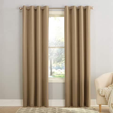 Porch & Den Nantahala Room Darkening Grommet Curtain Panel