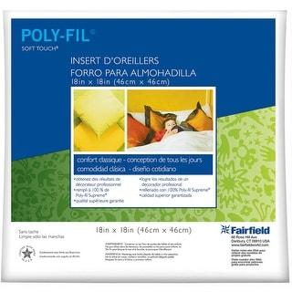 Soft Touch Down-Like Pillowform
