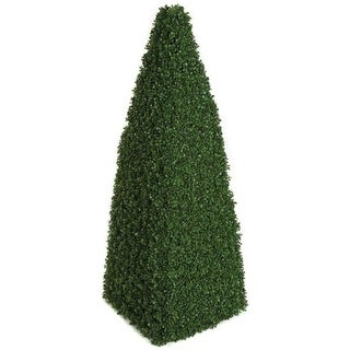 Autograph Foliages A-80940 4 ft. Boxwood Cone Top Green