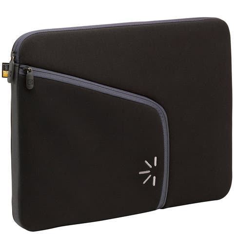 Case Logic PLS14BLACKB Case Logic PLS-14 14- Inch Neoprene Laptop Sleeve (Black) - Black