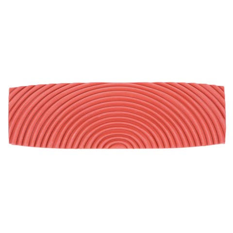 """5 Inch Wood Graining Rubber Grain Tool Pattern Wall Painting Decoration Red MS21 - MS21-5"""""""