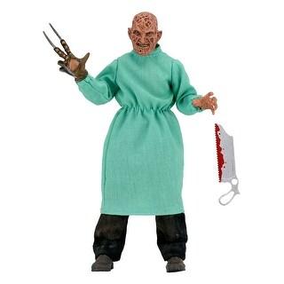 """Nightmare on Elm Street Surgeon Freddy 8"""" Clothed Figure"""