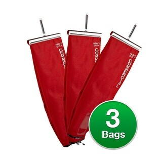 Replacement Vacuum Bag for Sanitaire 450 (3-Pack) Replacement Vacuum Outer Bag