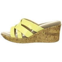 Easy Spirit Women's Joyride Wedge Slide Sandals