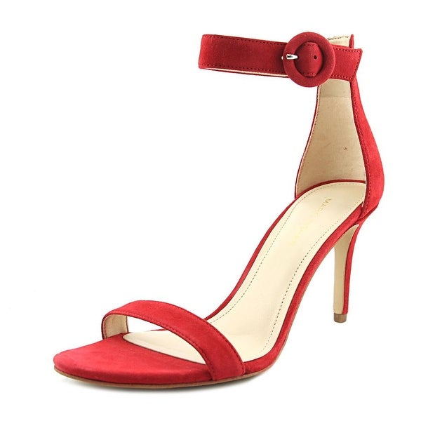 Marc Fisher Bettye Open Toe Suede Sandals
