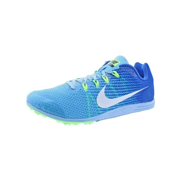 Nike Womens Zoom Rival D 9 Running Shoes Spikes Racing - 12 medium (b,m)