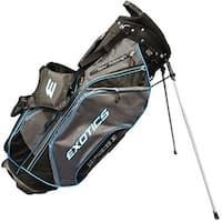 Tour edge golf ubaexsb37 exotics xtreme3 stand bag blkc - Black