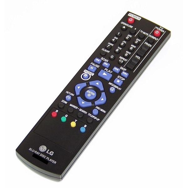 OEM LG Remote Control Originall Shipped With: BD530