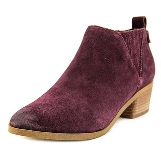 Marc Fisher Wilde Pointed Toe Suede Bootie