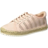 Marc Fisher Womens BAILA Fabric Low Top Lace Up Fashion Sneakers