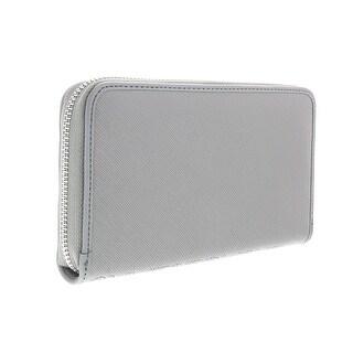 Versace EE3VOBPO2 E829 Grey Multifunction Wallet - 7.25-4-1.25