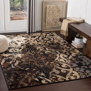 """Link to Balmy Area Rug - 6'7"""" x 9'6"""" Similar Items in Transitional Rugs"""