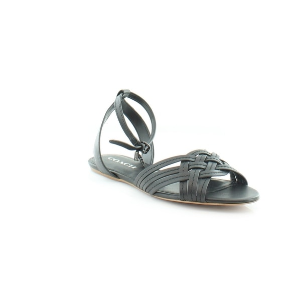 Coach Summers Women's Sandals & Flip Flops Black