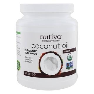Nutiva Coconut Oil X-Virgin 54-ounce