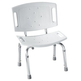 Moen DN7030 Adjustable Shower Seat With Seat Back From The Home Care  Collection