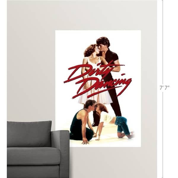 Shop Dirty Dancing 1987 Poster Print Overstock 25365713