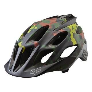 Fox Racing 2016 Flux Camo Mountain Bike Helmet - 15930