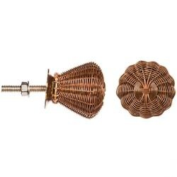 Mesh Copper - Heritage Hardware Metal Knob