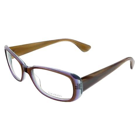 Vera Wang VE 13 CU 53 Currant Full Rim Womens Optical Frame - 53-17-135