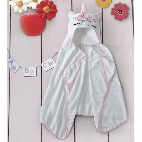 Style Quarters hooded towel-unicorn