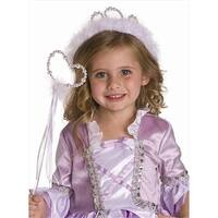 Little Adventures 66091 Wand and Tiara Set - White