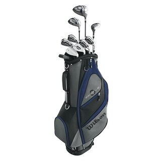 Wilson Profile XD Senior Package Golf Set (Right Hand)