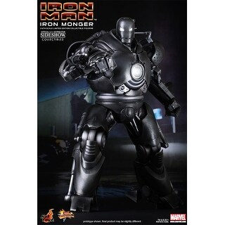 Iron Man Iron Monger 1:6 Scale Figure By Hot Toys - multi