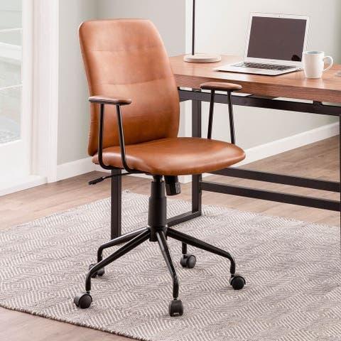 Carbon Loft Hakim Contemporary Office Chair