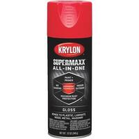 Krylon/Consumer Div Gls Banr Red Spray Paint K08951007 Unit: EACH