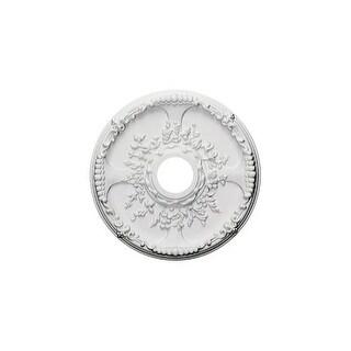 "Ekena Millwork CM18SE 18"" Wide Antioch Ceiling Medallion"