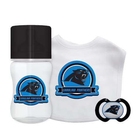 Carolina Panthers Baby Gift Set 3 Piece