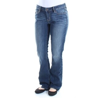 Womens Navy Jeans Juniors Size 13