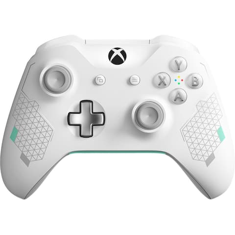 Microsoft WL3-00082 Xbox One Wireless Controller Special Edition -White