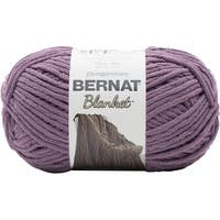 Bernat Blanket Big Ball Yarn-Shadow Purple