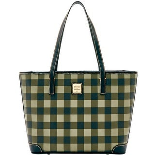 Dooney & Bourke Tucker Charleston Shopper (Introduced by Dooney & Bourke at $228 in Jul 2016) - Olive